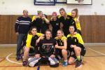 Vítězství dívek v okresním kole